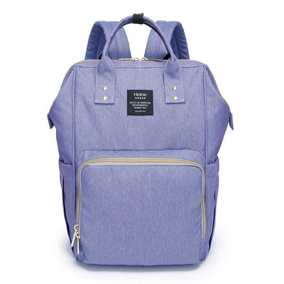 Heine baby diaper backpack bag Women's Accessories Sunshine China Light Purple