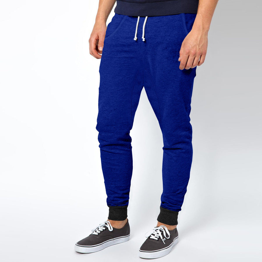 Men's Polo Republica Weisener Contrast Cropped Jogger Pants - ExportLeftovers.com