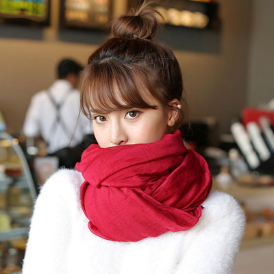 Alsleben Women Beautiful Silky Scarf Women's Accessories Sunshine China