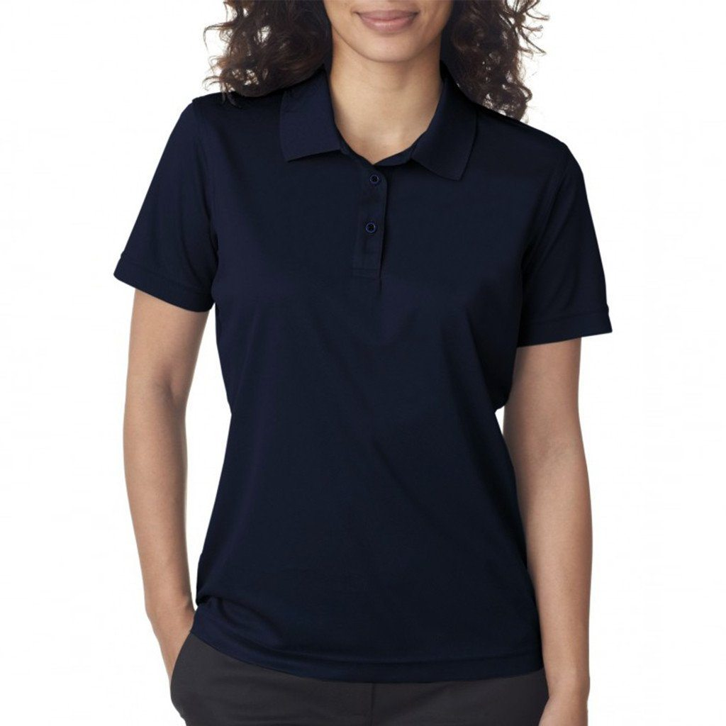 Polo Republica Campri Short Sleeve Polo Shirt Women's Polo Shirt Polo Republica Navy M