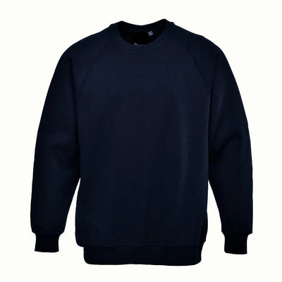 PRT Roma B300 B Quality Sweat Shirt B Quality Image Navy 3XL