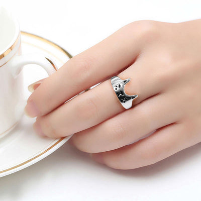Cat Face Style Finger Ring Jewellery Sunshine China