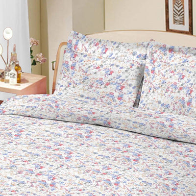 ARC Alyssum Double Bed Sheet Set