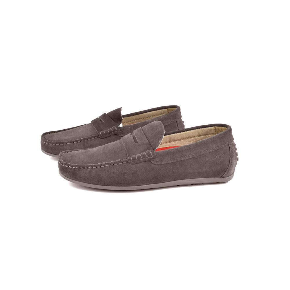 059f58cfb15 Stonefly Men s Summer Ii 2 Velour Loafers Shoes Men s Shoes MB Traders Grey  EUR 40