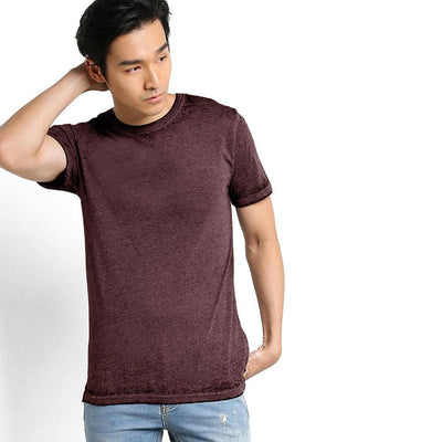 TMN RAISEVERN Casual Crew Neck Tee Shirt Men's Tee Shirt MAJ XXS