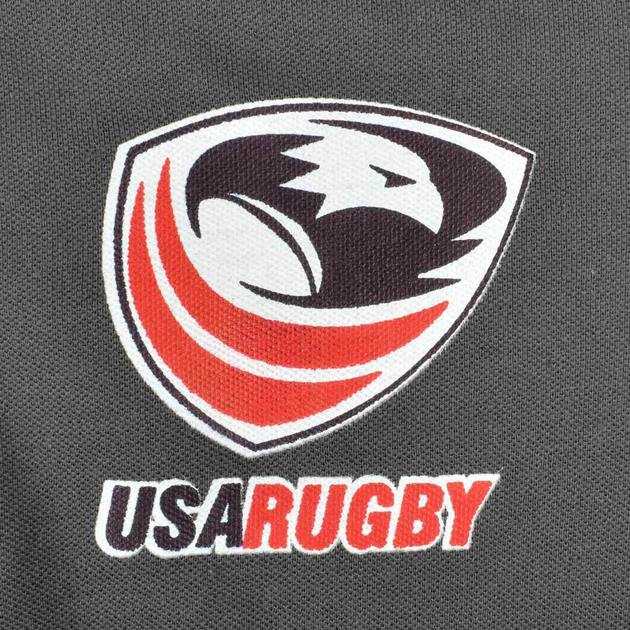 Polo Republica USA Rugby Pique Polo Shirt