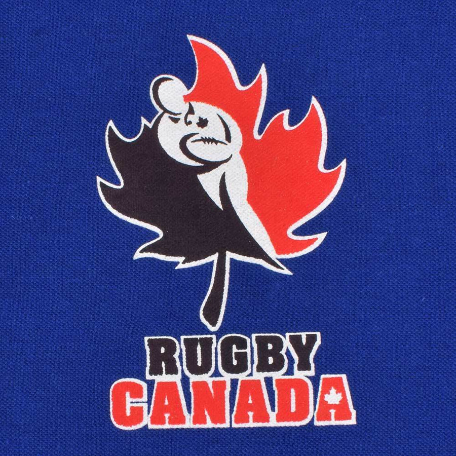 Polo Republica Canada Rugby Contrast Collar Polo Shirt