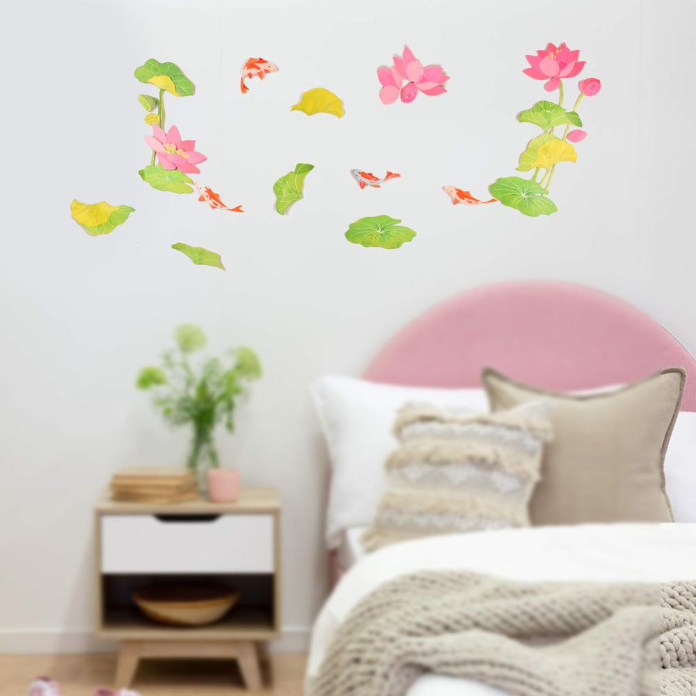 3D Room Decor Embellishment Art Stickers Home Decor HDY