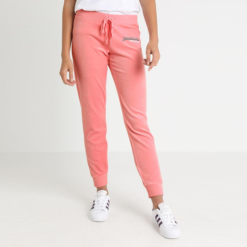 Infinity Sporting Paradise Terry Jogger Pants Women's Trousers Fiza Pink XS