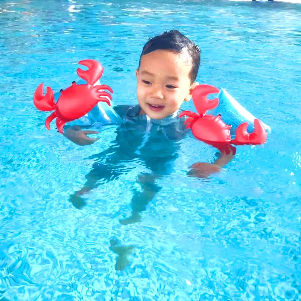 Inflatable Pack Of Two Baby Arm Swimming Floats Toy Sunshine China