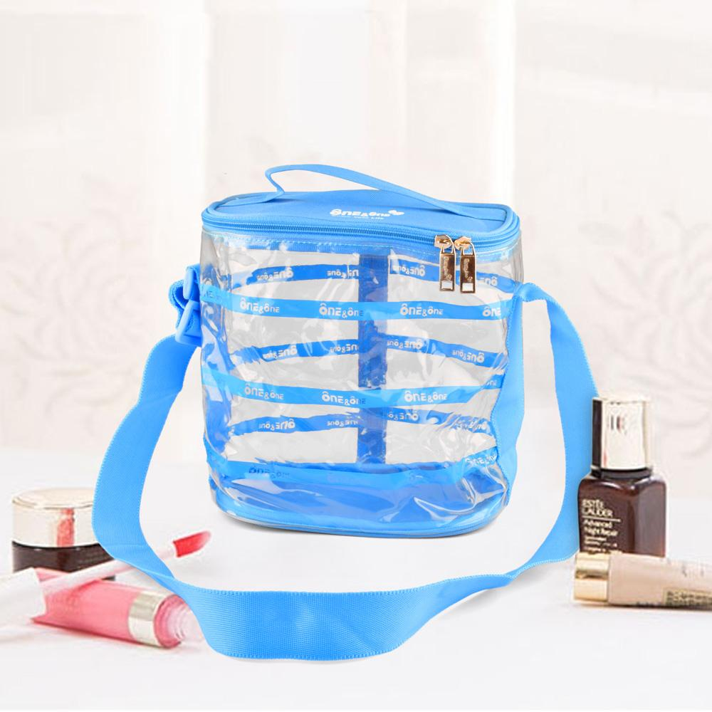 One & One Transparent Make Up Bag Storage Bag ANF