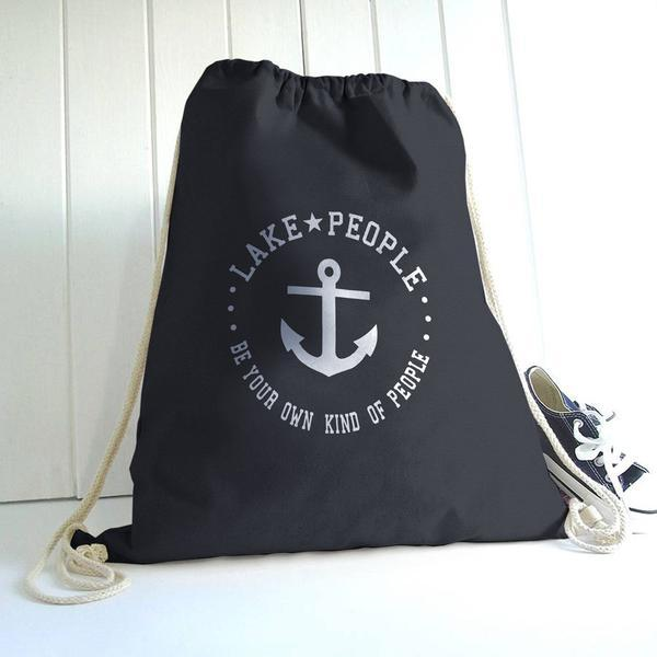 Polo Republica Lake Drawstring Bag