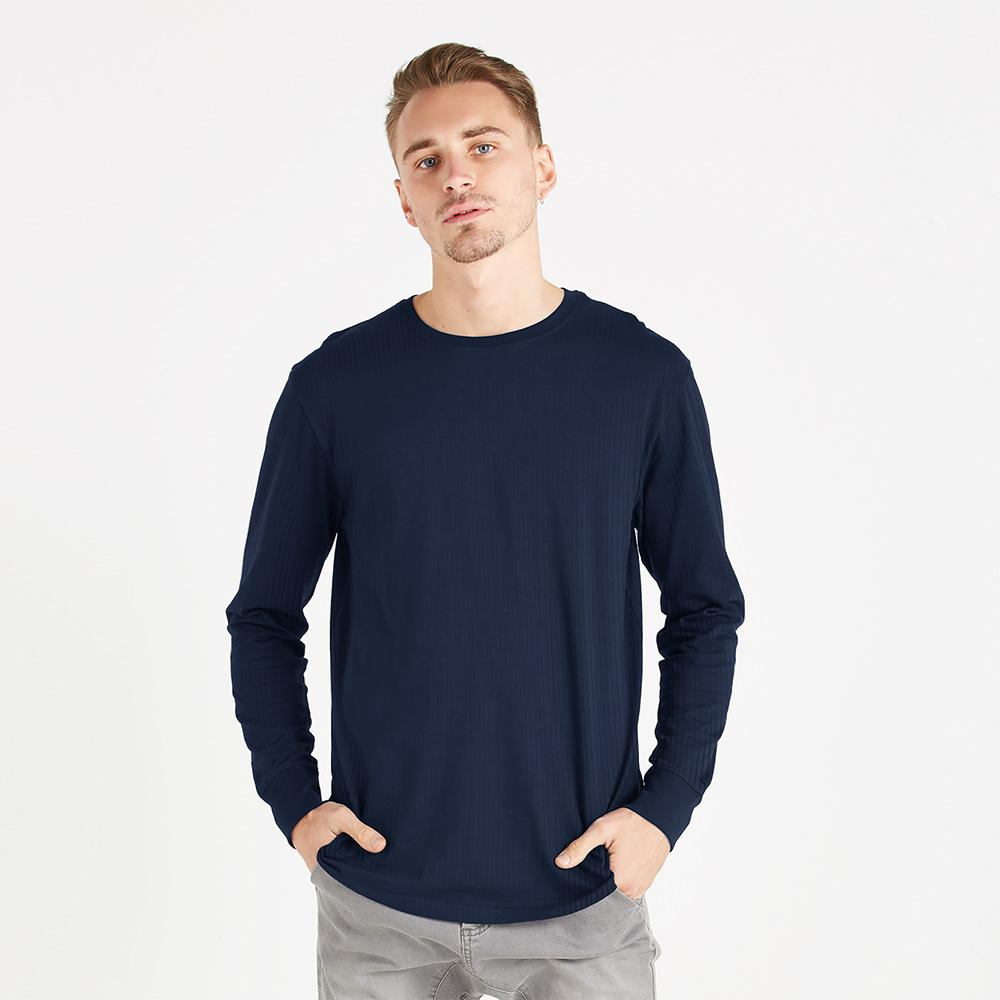PTW Ninohe B Quality Thermal Tee Shirt B Quality Image Navy XS
