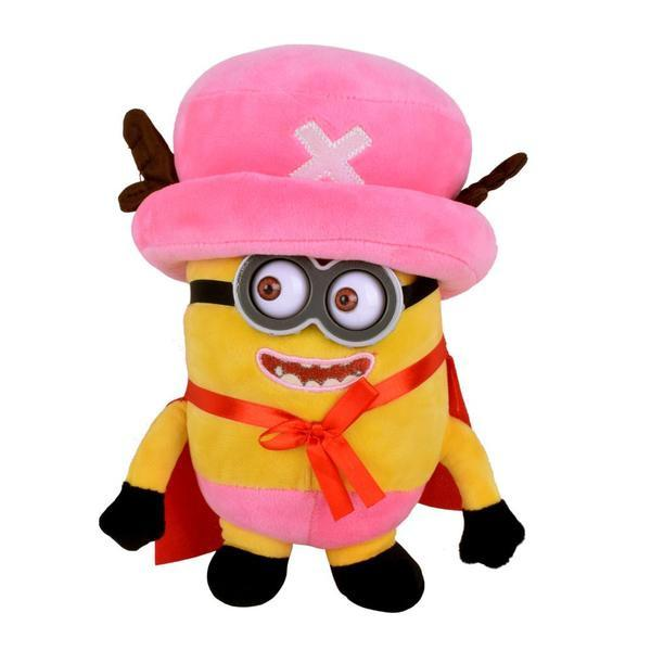 Minion Nurse Small Toy - ExportLeftovers.com