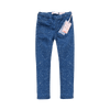 Eco Printed Slim Fit Denim