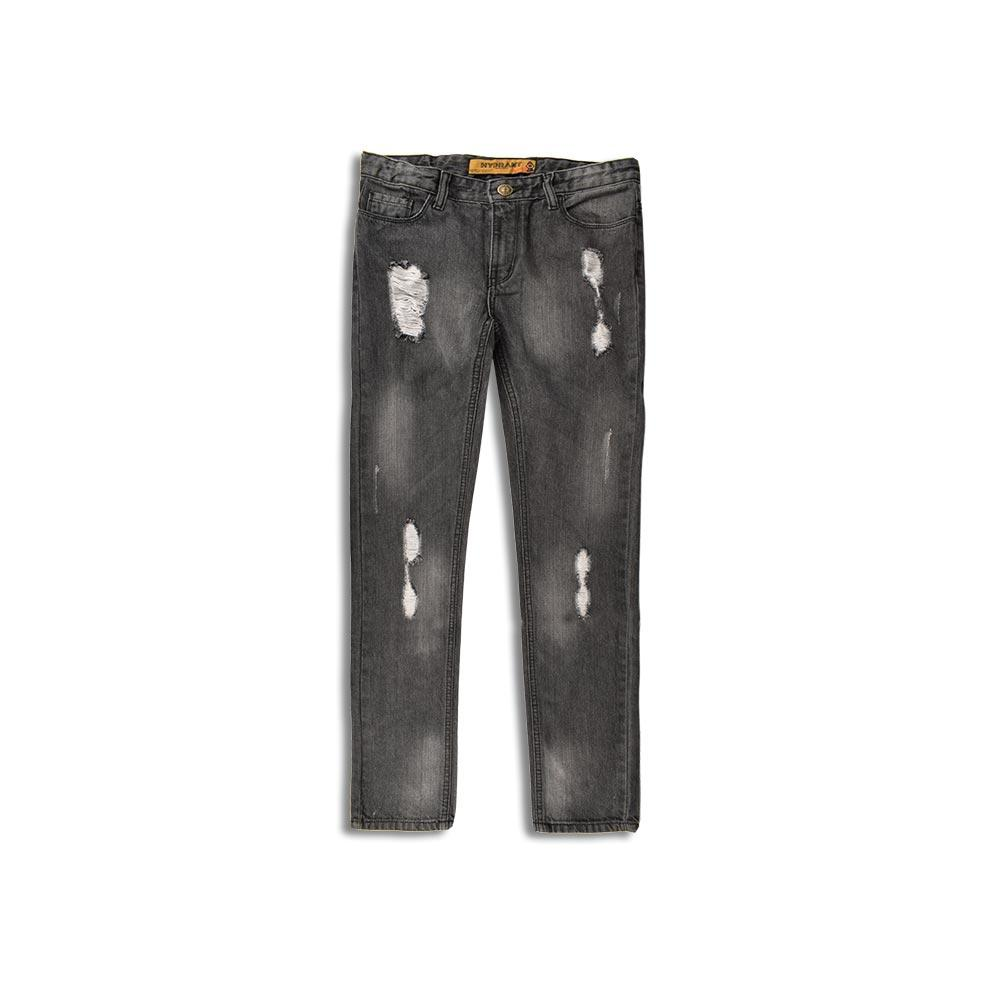Hydrant Toddlers Miquan Distressed Straight Fit Denim