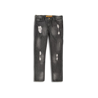 Hydrant Boys Miquan Distressed Straight Fit Denim Boy's Denim First Choice 2T