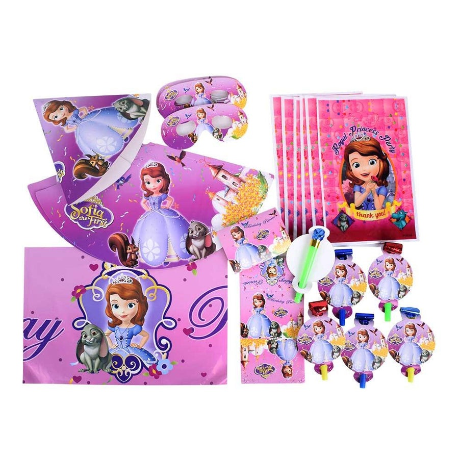 SK Princess Birthday Set - ExportLeftovers.com