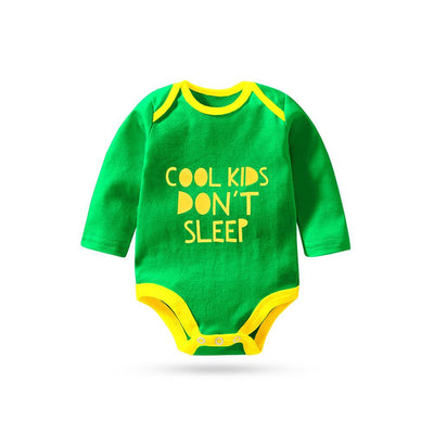 Polo Republica Cool Kids Long Sleeve Baby Romper Babywear Polo Republica 0-3 Months