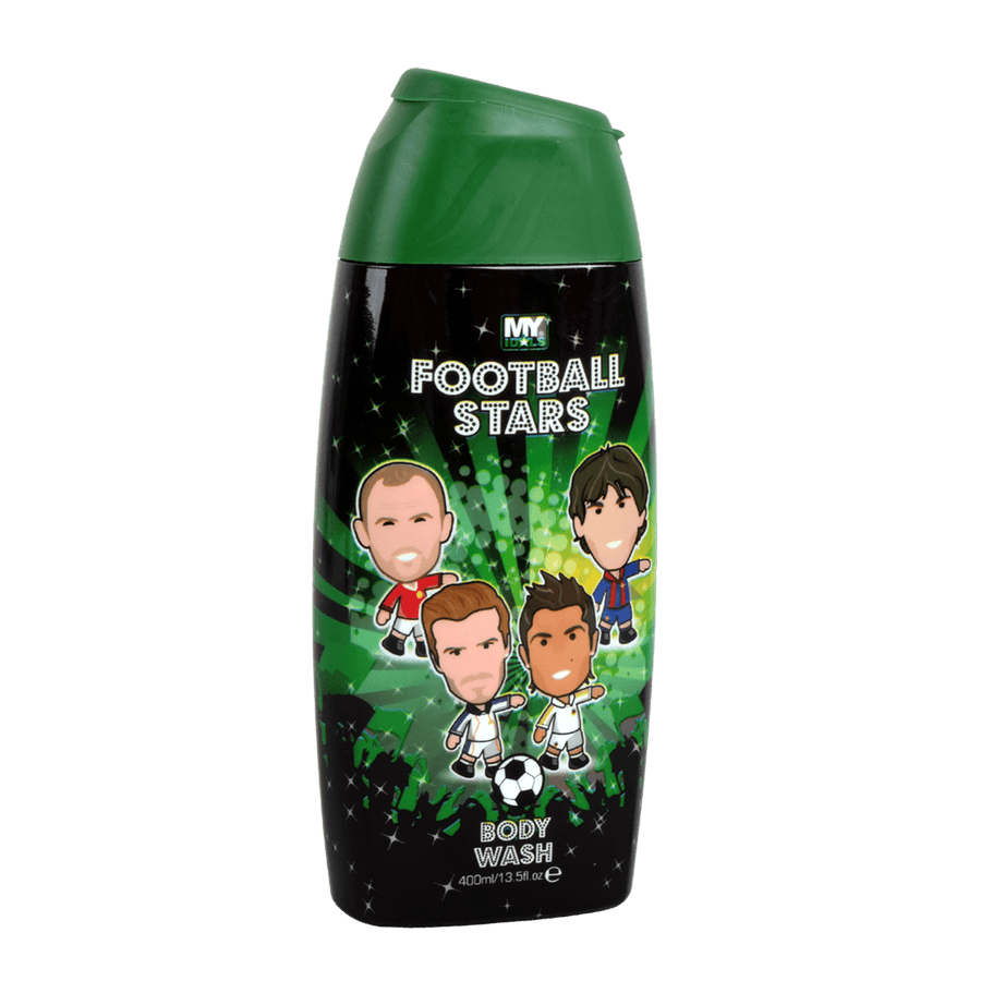 My Idol Foot Ball Star Body Wash 400ml - ExportLeftovers.com