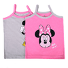 Disney Minnie Mouse Pack Of 2 Strappy Tank - ExportLeftovers.com