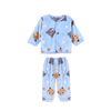 OuBeiLong Pooh Print 2 Piece Suit Set - ExportLeftovers.com
