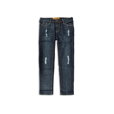 Hydrant Boys Nanhai Distressed Straight Fit Denim Boy's Denim First Choice 2T