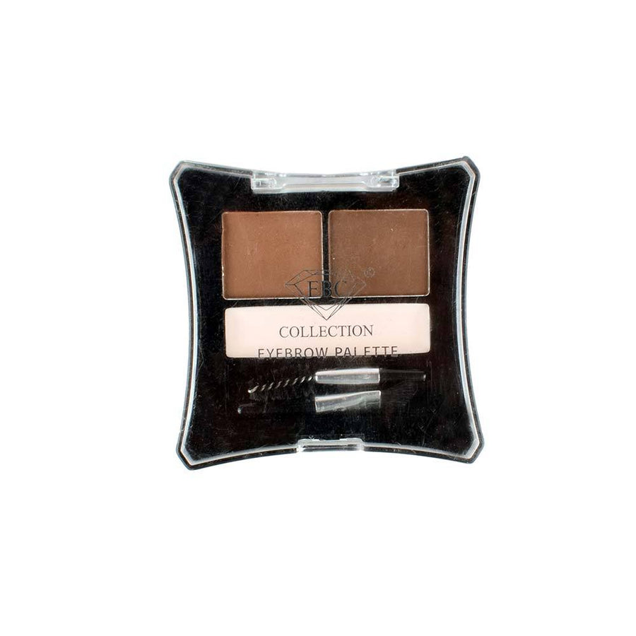 EBC Collection 3 Colors Eyebrow Palette