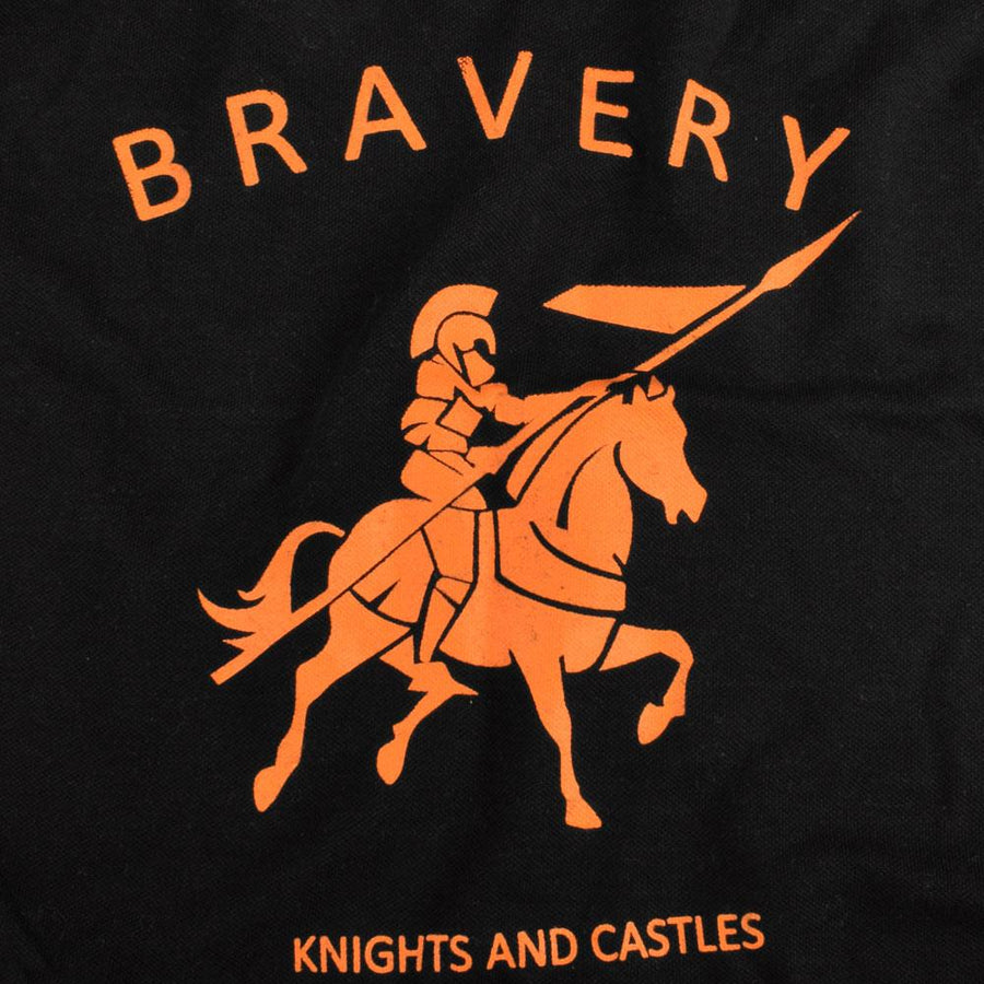 Polo Republica Bravery Knights N Castles Drawstring Bag