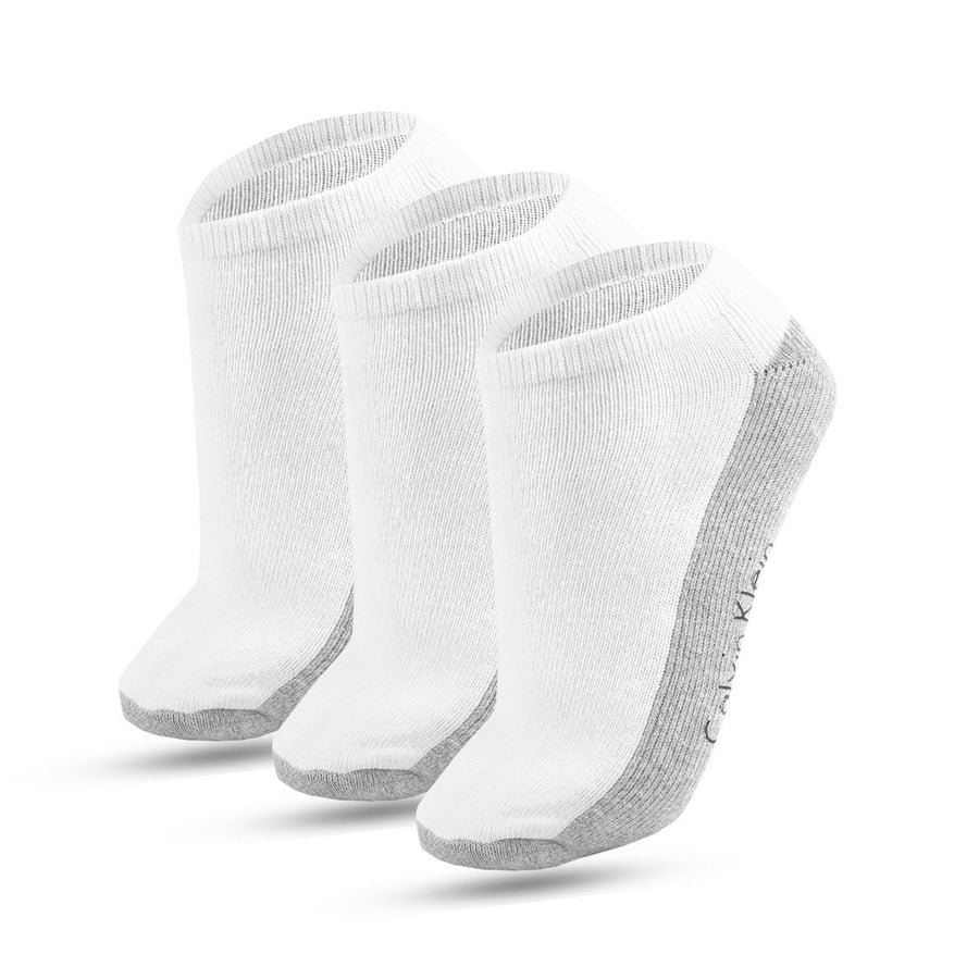 Cushion sole 3 pack Calvin Klein Demy Low Cut Socks