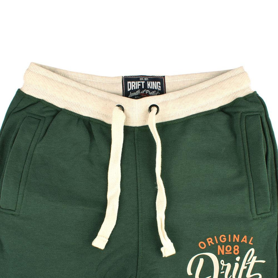 Drift King 1976 Men's Terry Jogger Pants