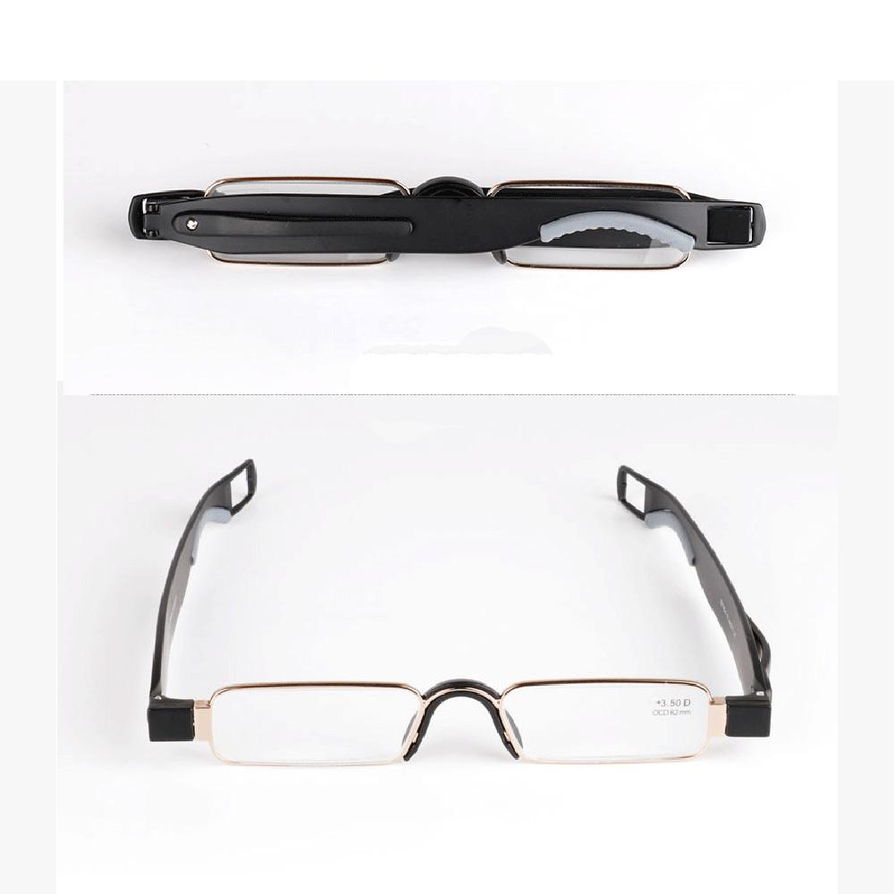 360° Rotating Pocket Clip Reading Glasses Eyewear Sunshine China