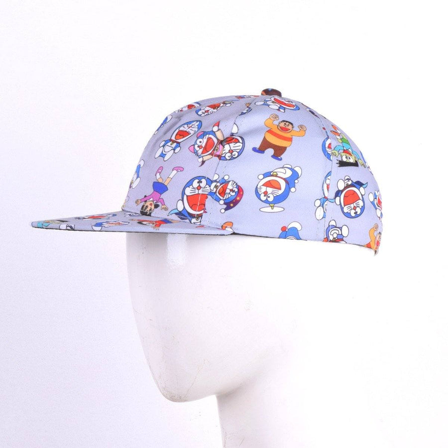 Kids Doraemon All Over Print P-Cap