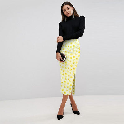 Women's Skater Hightide Long Skirt