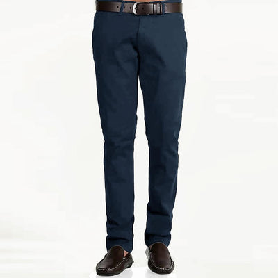 ONLF Natori Slim Straight Chino Pants Men's Chino Emporio Navy 30 32