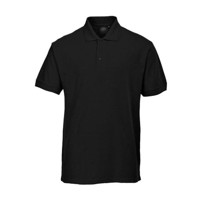 PTW Trend Short Sleeve B Quality Polo Shirt B Quality Image Black XL