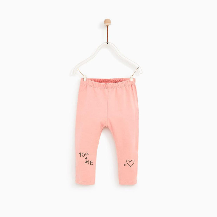 ZR Pumpkin Babies Terry Trousers