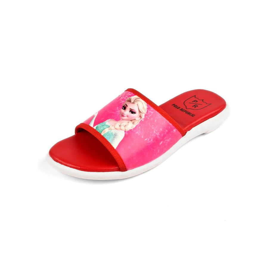 Polo Republica Dehui Elsa Girls Slippers