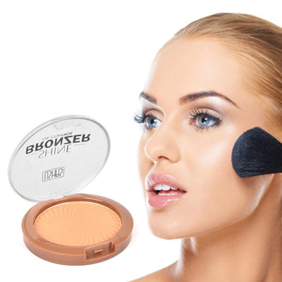 Ushas Shine Bronzer Oil Control Blush