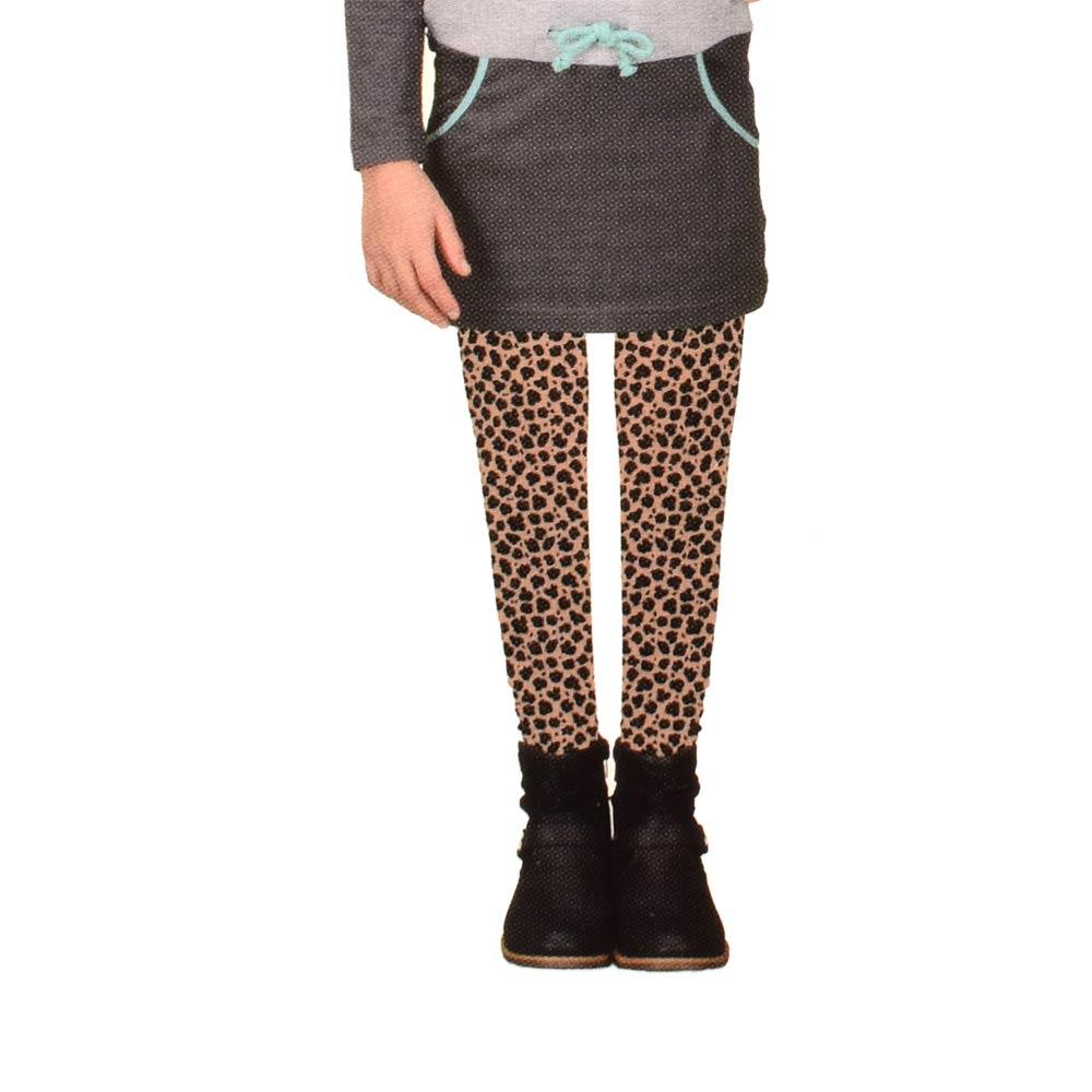 Leopard Design Girls Leggings Girl's Trousers AGZ