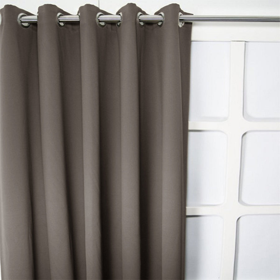 Platima One Piece Eyelet Curtain - ExportLeftovers.com