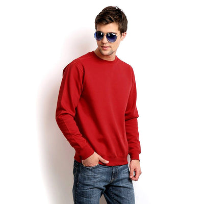 ONY Tomstone B Quality Long Sleeve Sweat Shirt B Quality Image Red 2XL