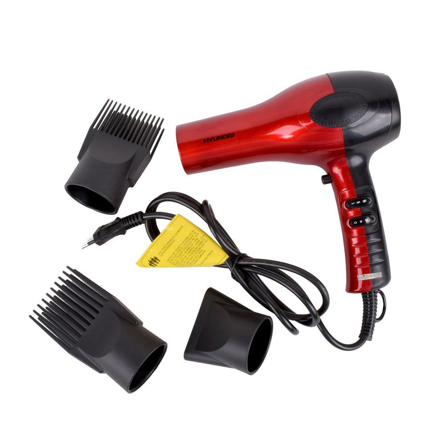 Hyundai 1800W Ceramic Hair Dryer HY-SD1800 - ExportLeftovers.com