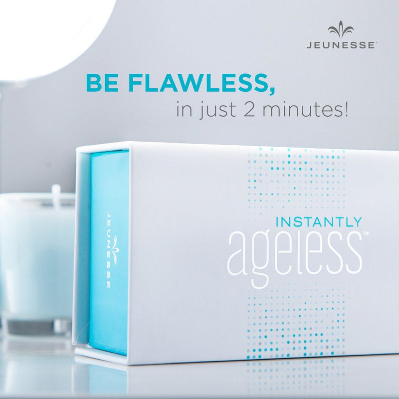 Jeunesse Instantly Ageless 50 Pcs Box