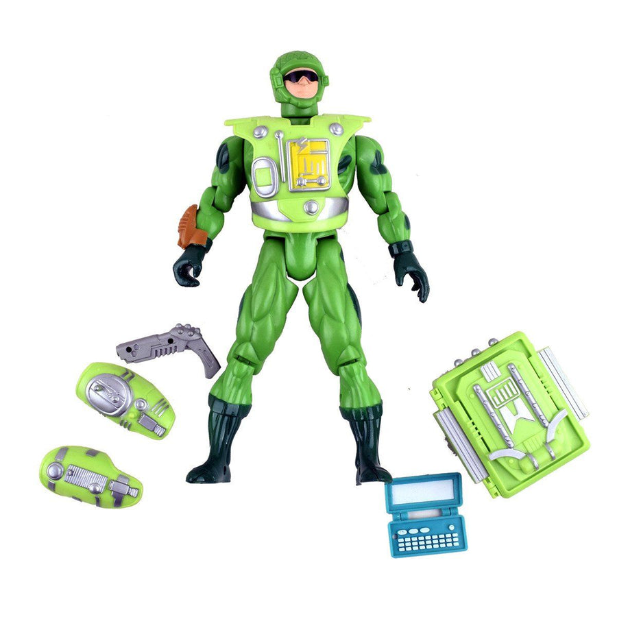 Commando Extreme Playing Toy Set - ExportLeftovers.com