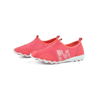 Simo Time Women's Air Mesh Athletic Shoes Women's Shoes ALN Magenta EUR 35