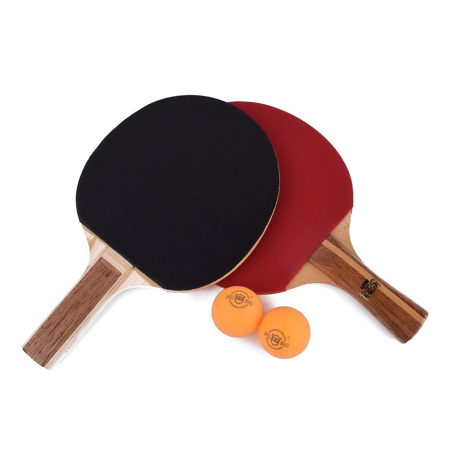 Lion Table Tennis Racket Set for Two Players