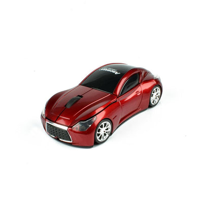 Cool Sports Car Wireless Optical Mouse