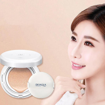 BioAqua Air Cushion CC Cream Baby Skin Whitening