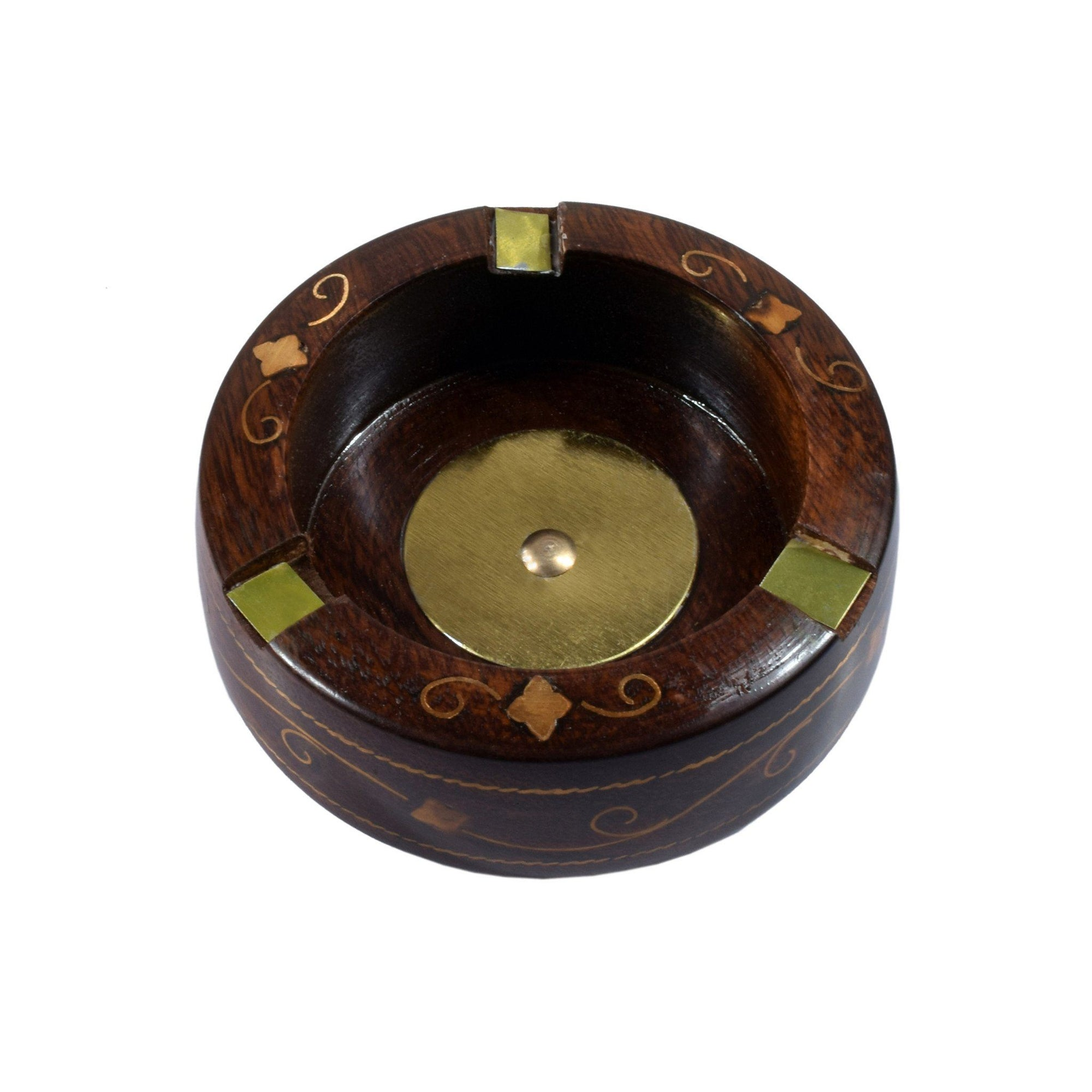 Wooden Amboi Classic Ashtray General Accessories SAK